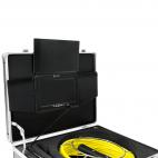 Технический промышленный видеоэндоскоп для инспекции труб Eyoyo WF92 для инспекции, 20 м, с записью - 4