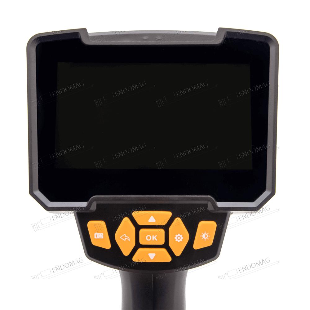 Ручной эндоскоп Inskam 112 с LCD экраном 4.3 дюйма 1080P (5 метров) - 3